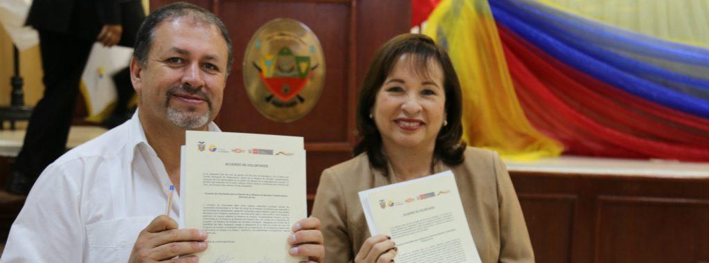 Perú y Ecuador oficializan primera Reserva de Biosfera Transfronteriza para América del Sur