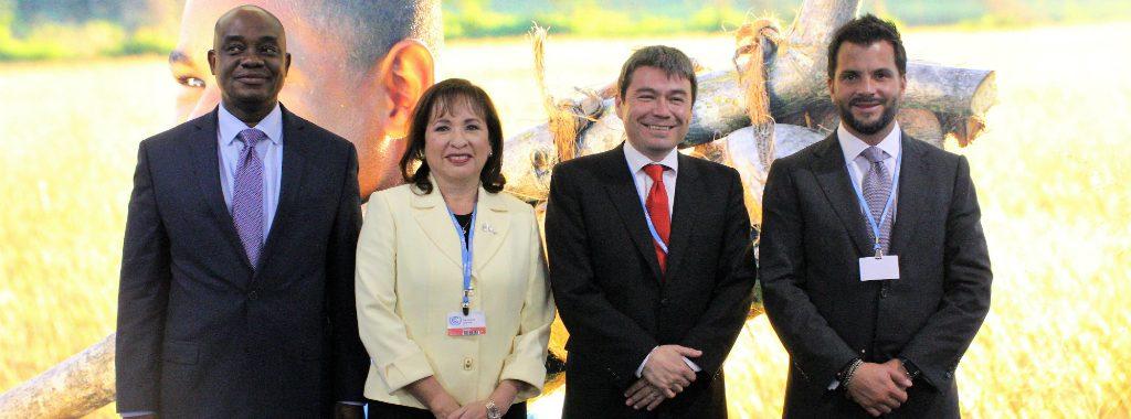 Alianza del Pacífico se reúne en la COP23 para renovar su compromiso de acción climática