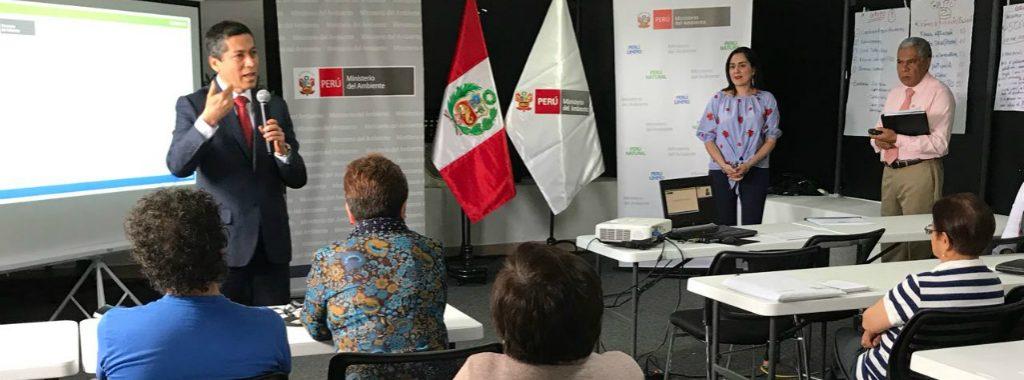 Ministerio del Ambiente clausura el Taller Anual de los Comités de Flora y Fauna Silvestre CITES Perú – 2017