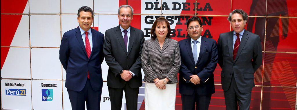 """Ministra Elsa Galarza: """"El mejor legado es dejar una institución pública fortalecida para los retos del futuro"""""""