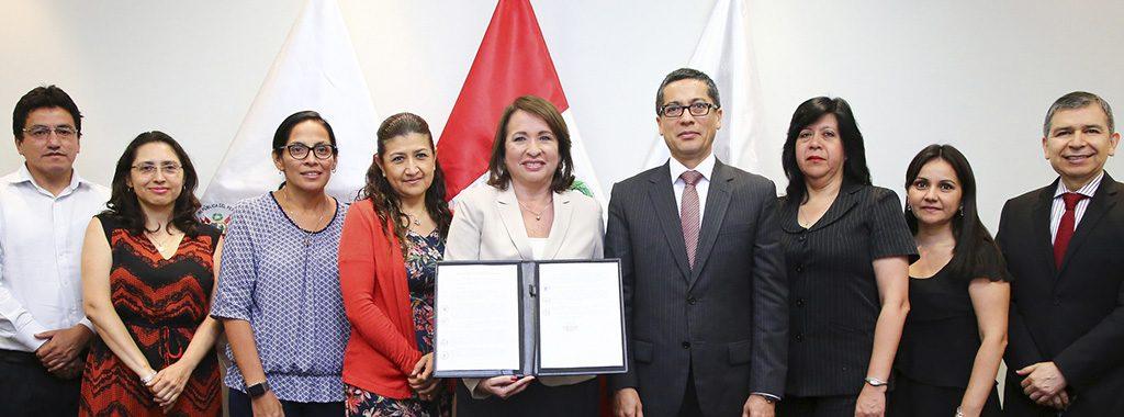 Ministerio del Ambiente recibe Resolución de SERVIR para iniciar el Proceso de Implementación del Nuevo Régimen del Servicio Civil
