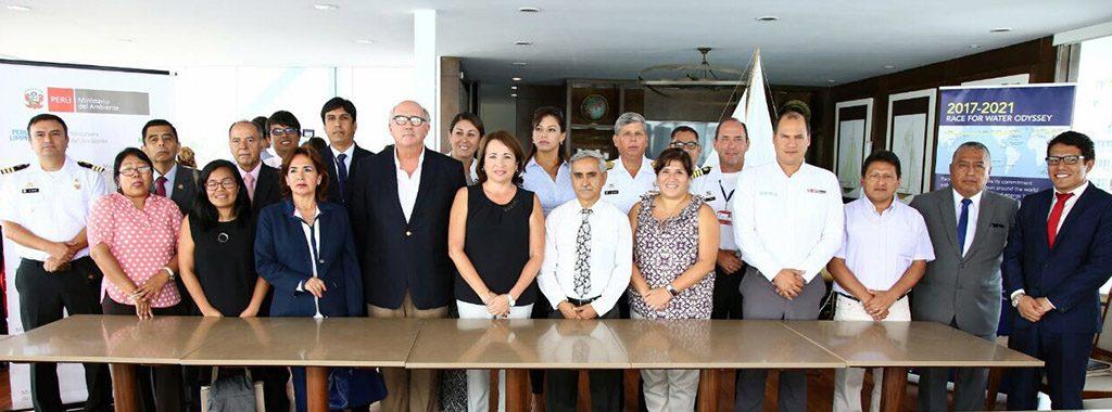 Comisión Multisectorial trabaja en la implementación de medidas para garantizar la sostenibilidad del mar peruano