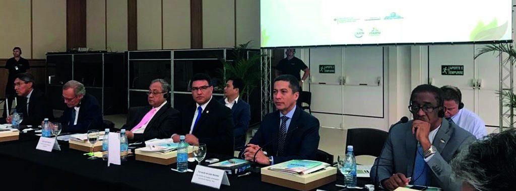 Perú participa en reunión del Desafío de Bonn que analiza el tema de la restauración de bosques