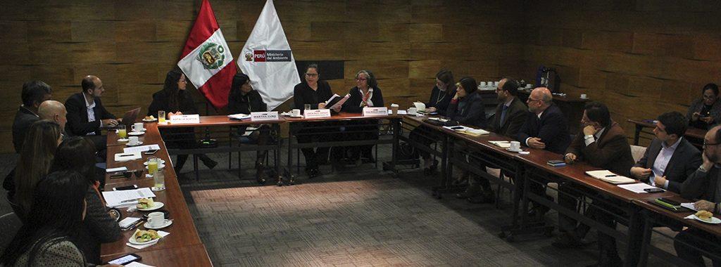 MINAM dio a conocer criterios de evaluación de los proyectos que concursan para financiamiento de fondos climáticos