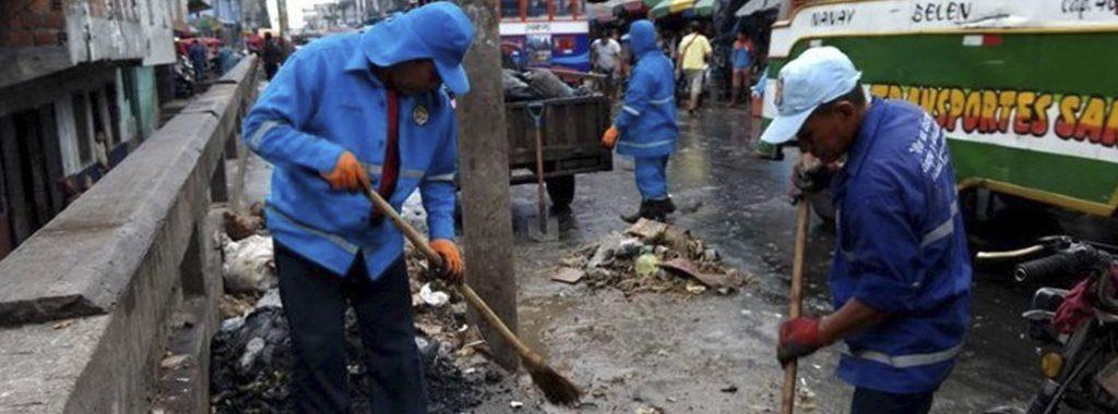 MINAM supervisará obras para el manejo de residuos sólidos en Belén, Maynas y San Juan Bautista, en Iquitos