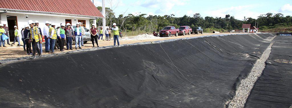 La construcción de dos rellenos sanitarios beneficiará a más de 400 mil habitantes de Loreto